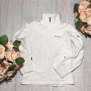 Columbia Fleece Winter Jacket Youth Size 10/12